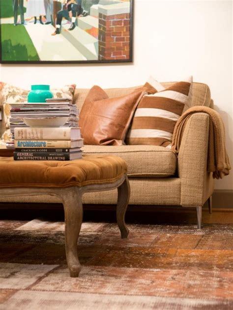 muebles de salon colores de moda  el interior