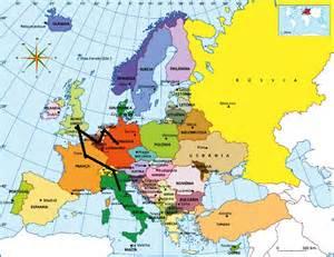 Mapa Mundi De Europa