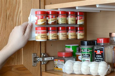 spice racks for kitchen cabinets helpfully kitchen with spice racks for kitchen 8189