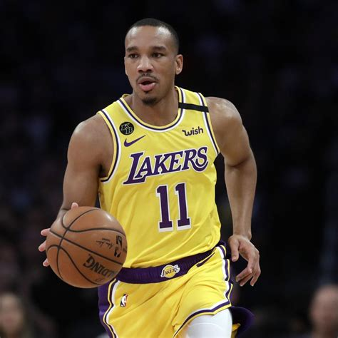 Lakers Rumors: Avery Bradley to Be 'Courted' by Warriors ...