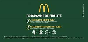 Carte De Fidélité Auchan Fr : nos programmes fid lit mcdonald s ~ Dailycaller-alerts.com Idées de Décoration