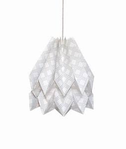 Origami Lampe Kaufen : kayap hellgraue origami lampe von orikomi bei pamono kaufen ~ Markanthonyermac.com Haus und Dekorationen