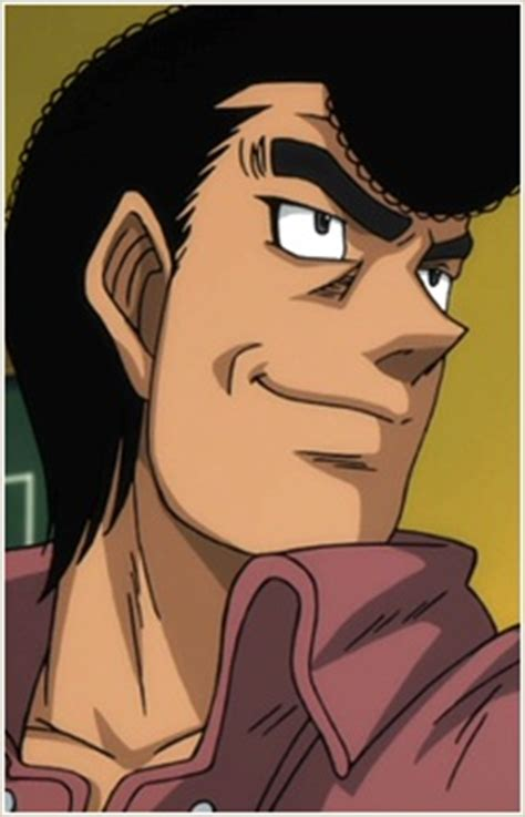 Knockout Anime Wallpaper - top 10 strongest hajime no ippo characters best list