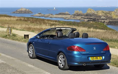 Peugeot 307 Cc peugeot 307 cc 2 0 i 16v rc 177 hp