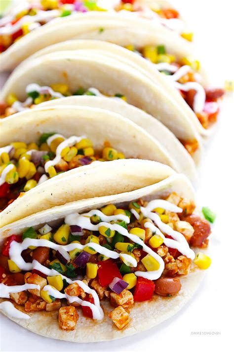 sauce fromagère tacos chipotle sofritas tacos gimme some oven