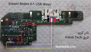 Redmi 6a Charging Ways Repair Not Charging Problem