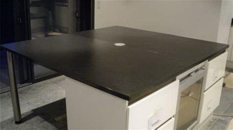 meuble haut de cuisine conforama plan de travail pour ilot central cuisine cuisine en image