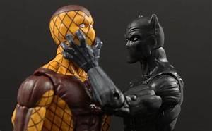 Hasbro Marvel Legends Walmart Black Panther Review « Preternia