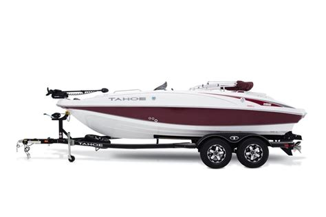 Tahoe Deck Boats 2018 by Tahoe Boats Deck Boats 2018 195 Photo Gallery