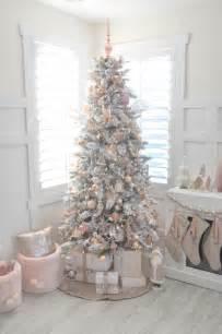 best 25 white christmas trees ideas on pinterest white christmas tree decorations girly