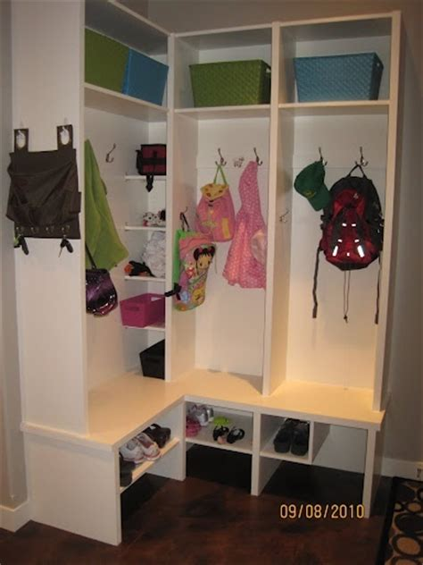 Corner Entryway Storage - 17 best images about entryway storage sept on