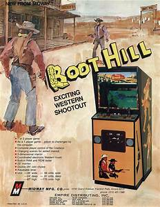 The Arcade Flyer Archive - Video Game Flyers: Boot Hill ...