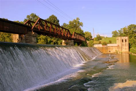 railroad bridge  barren fork mcminnville tn flickr