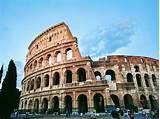 italia colosseum