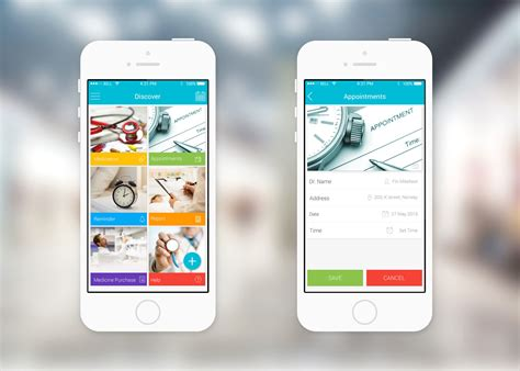 mobile app design create gorgeous mobile app design neurogadget