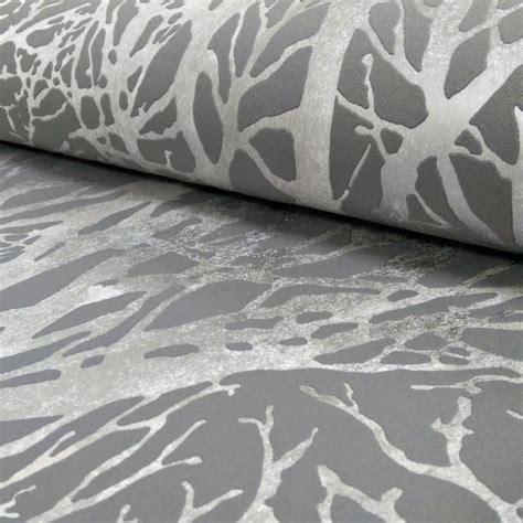 creation forest pattern wood tree metallic pearl motif