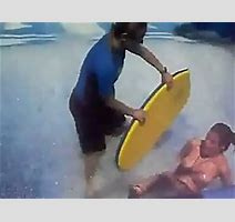 Her Tits Fall Out On The Water Slide Voyeur Videos