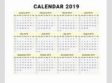 Get Free Printable Islamic Calendar 2019 Hijri Calendar