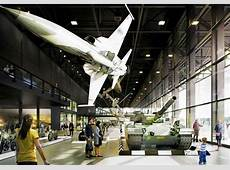 National Military Museum Netherlands Holland earchitect