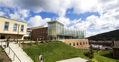 bergmann alfred state college student leadership center
