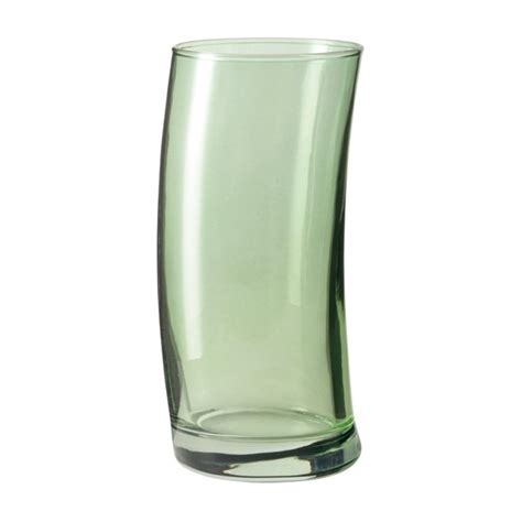 leonardo bicchieri leonardo bicchieri alti swing verde set 6 pezzi