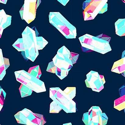 Crystal Shiny Diamond Gem Animated Glitter 3d