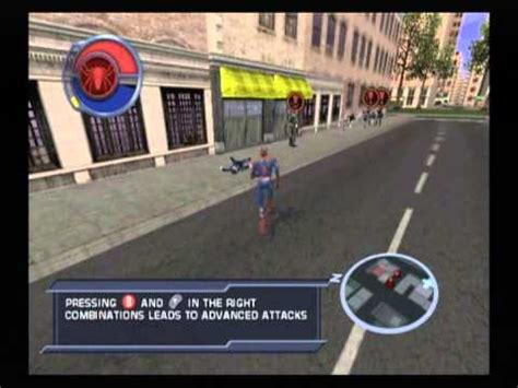 spider man  gamecube gameplay youtube