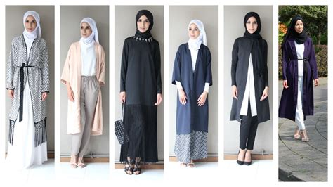 summer hijabi lookbook youtube