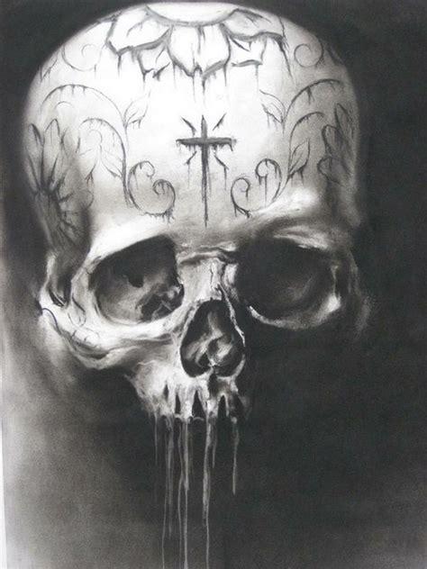 Gallery Gothic Skull Draw