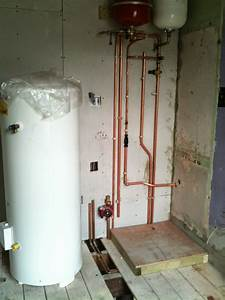 Boiler And Unvented Cylinder Installation   Y Plan System