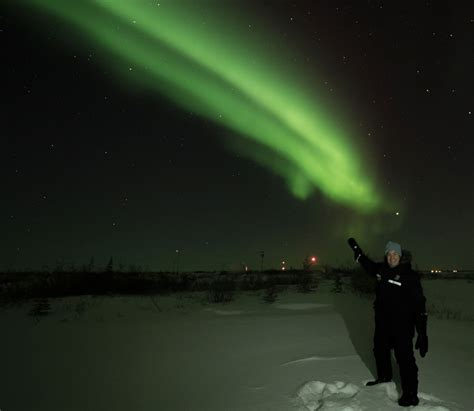 northern lights tours canada churchill canada northern lights wow