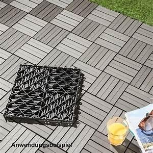 Wpc Fliesen Grau : terrassenfliese wpc einzeln grau 30 5 x 30 5cm von sonderpreis baumarkt ansehen ~ Orissabook.com Haus und Dekorationen