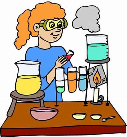 Lab Science Clipart Scientist Transparent Pluspng