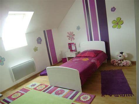 peinture violette pour chambre couleur de peinture pour chambre ado fille cuisine