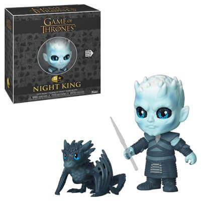 funko  star vinyl figure game  thrones night king