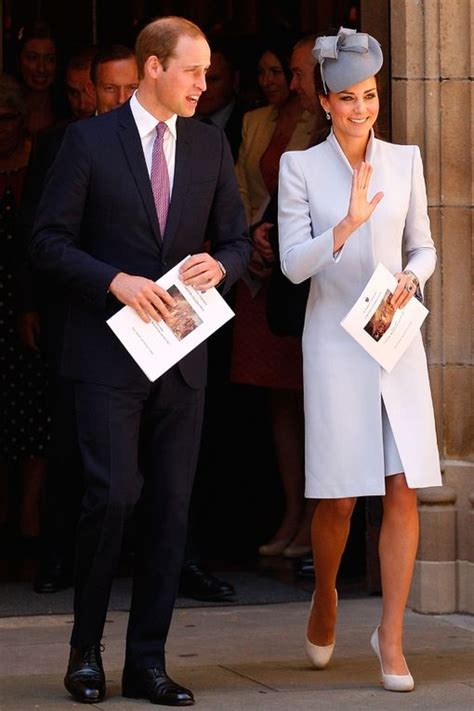 Kate Middleton S 2014 Tour Dresses Pictures Of All The