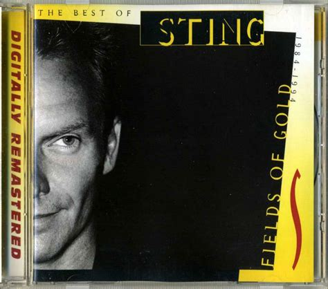 sting fields of gold best of sting fields of gold the best of sting 1984 1994 1994