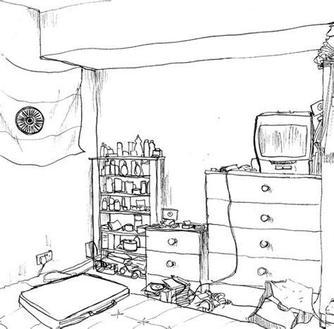 dessin chambre chambre fille dessin id e d co chambre fille idee