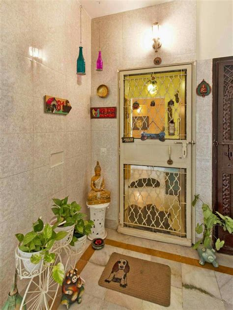 How To Decorate Small Home Ideas by Pin By Vidya Govindarajan On Indian Decor Home Entrance