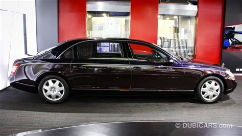 Maybach 62 For Sale. Purple, 2006