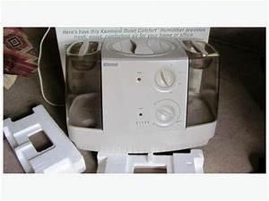 Kenmore 4 Gallon Evaporator Humidifier Almost New Central