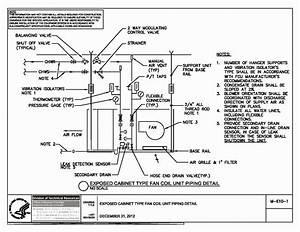 4 Pipe Fan Coil Diagram
