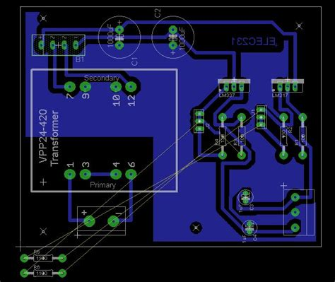 eagle pcb design eagle pcb design issue electrical engineering stack exchange