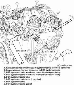 Ford Dpfe Sensor And Egr System
