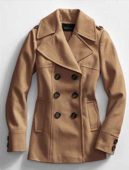 Camel Pea Coat How Many Times Have I Said I'd Like One
