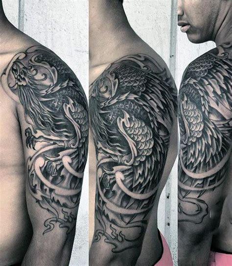 phoenix tattoo designs  men   year  bird