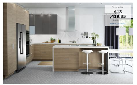 buy kitchen island how much will an ikea kitchen cost