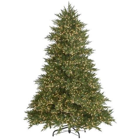 martha stewart living christmas lights martha stewart living 7 5 ft pre lit emperor fir with