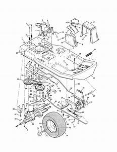 Looking For Murray Model 30550h Rear
