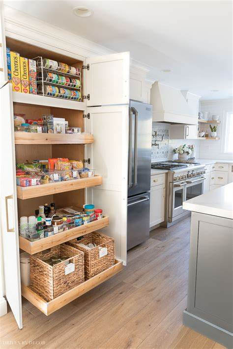 In fact, smart storage solutions and savvy design can make life a lot easier (and snacking a. Pantry Organization Ideas: My Six Favorites! | Driven by Decor